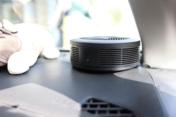 70迈空气净化器Pro采用光电粉尘传感器 系小米生态链唯一车载智能产品