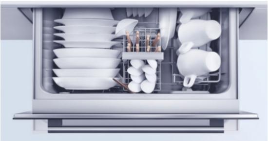 老板洗碗机内置浊度传感器 自动检测碗碟脏污程度