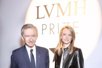 LVMH接班人浮现 全球最大奢侈品集团千金实力回击