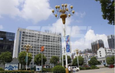 上海三思:如何将一盏灯连一座城?