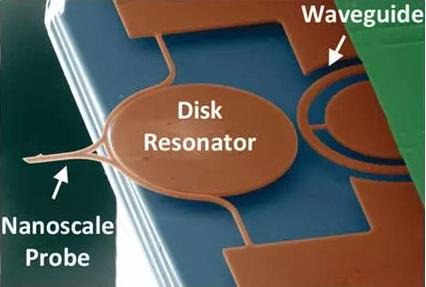 NIST结合盘式光学谐振器与PTIR技术 原子力显微镜实现纳米级精确测量
