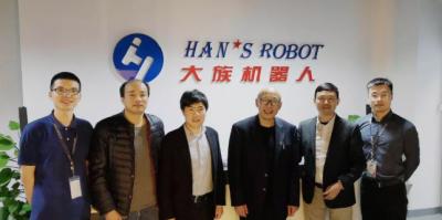 大族机器人与北京大学战略合作,拓宽协作机器人的应用范围