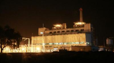 中国能建巴基斯坦CFPP燃煤电站工程1号机组投产发电