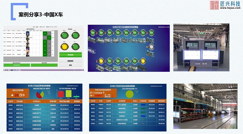 MES系统软件在离散制造业中的应用