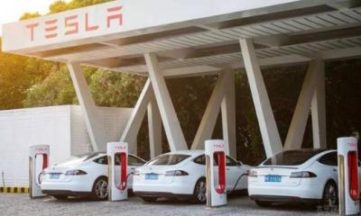 特斯拉全球超级充电站充电价格上涨33%,将部署新的超级充电桩