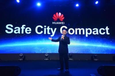 华为将推出全新安全城市解决方案,加强地区公共安全的闭路电视监控