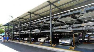 停车场市场出现井喷式发展 技术革新是原始动力