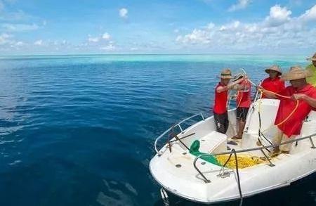 三沙永乐龙洞证实为世界已知最深的海洋蓝洞 深度超三百米