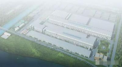 胜达集团江苏双胜纸业20万吨特种纸技改项目进行中