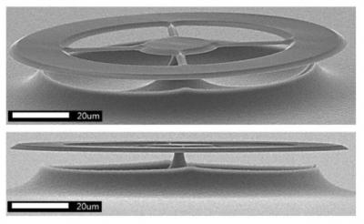澳大利亚研制出超灵敏超声波传感器 有望听到细胞声音
