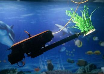 吉影宣布:Titan水下无人机将配备动力机械臂