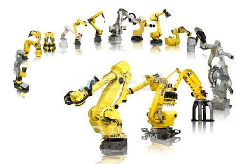 世界十大重量级工业机器人企业