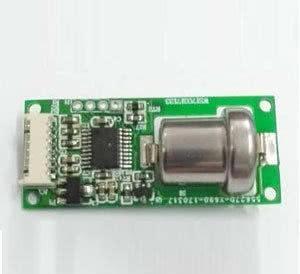 冬季行车安全提醒:车充CO检测仪核心部分CO气体传感器