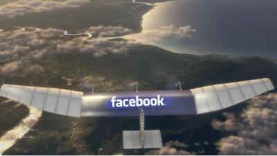Faceboook与空中客车达成合作,在澳大利亚进行无人机测试