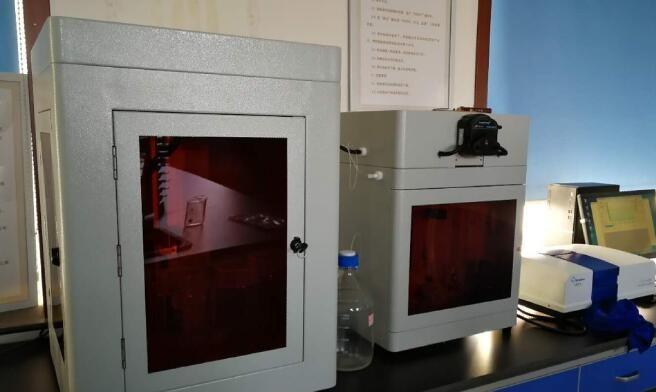 飞翔赛思全自动红外测油仪Flyscience3000完成安装调试