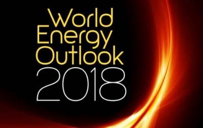 世界能源展望2018 至2040年电力消费占比1/3、电动车占比1/2