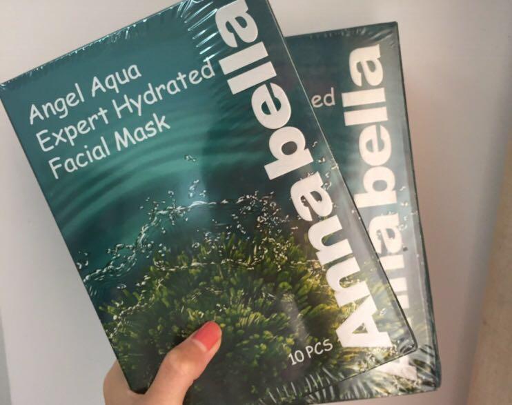 泰国AnnaBella安娜贝拉海藻面膜好用么?