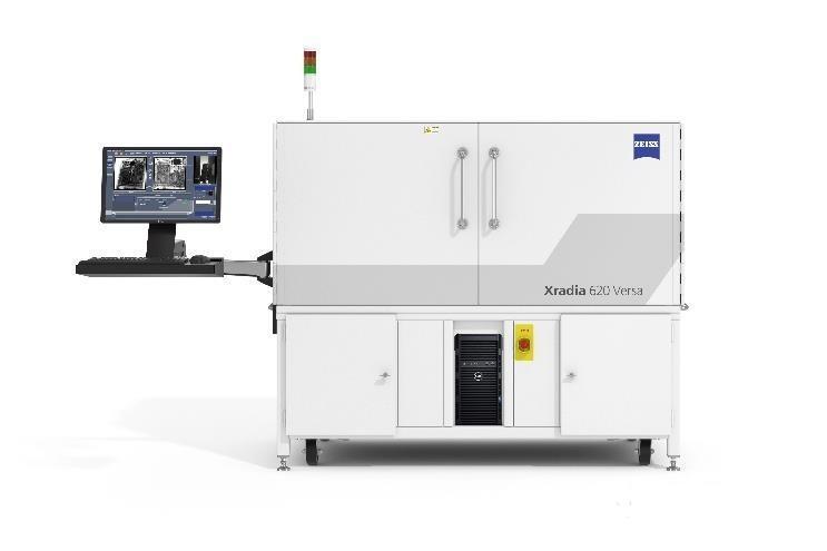 蔡司Xradia Versa系列推出两款新型先进X射线显微镜产品