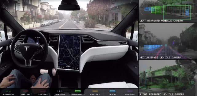 """特斯拉将推出""""哨兵模式""""可360°监控汽车"""