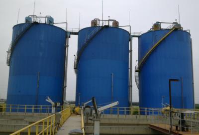 IC厌氧反应器结构及其优缺点