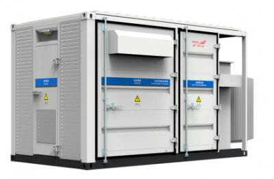 科华恒盛国内首次攻克1500V单系统1.5MW高低穿技术难点