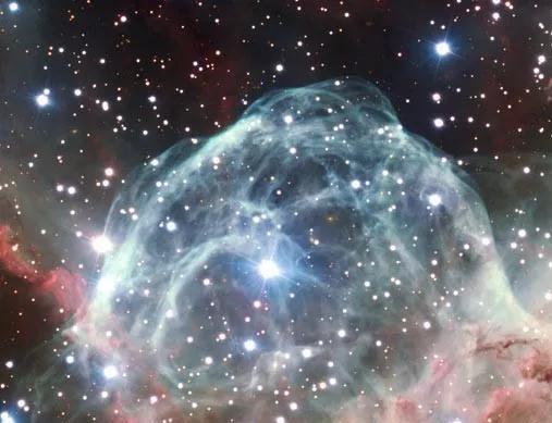 世界最强光学望远镜阵列正在追踪黑洞 等待着能测试广义相对论极限的事件发生
