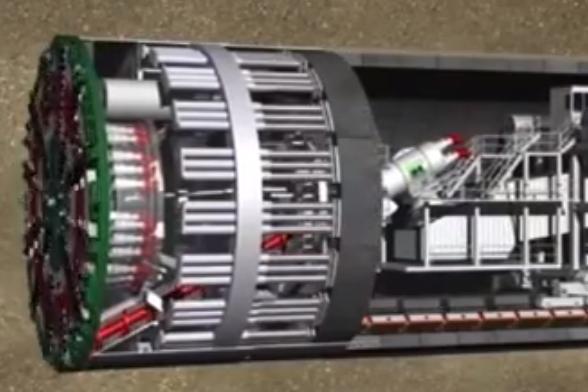马斯克为挖隧道研发新型盾构机,有何过人之处?