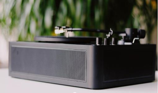 JYK PLAY蓝牙黑胶一体唱机:米家黑胶唱机的功能简介