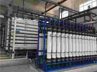 碧水源无曝气振动MBR技术问世 膜法水处理技术再获突破