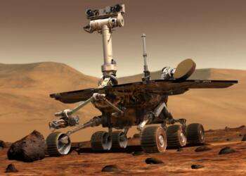 """NASA正向机遇号火星车发送命令,希望它能""""摆脱恐惧"""""""