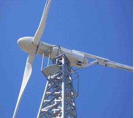 海上巨无霸风力发电机组如何安装