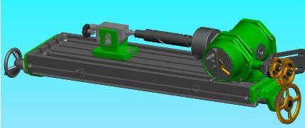 普通铣床螺旋槽铣削自动化改造过程与要点