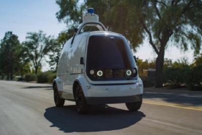 美国Nuro获软银愿景基金9.4亿美元融资 重塑物流配送和其他无人驾驶