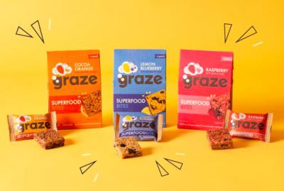 联合利华收购英国零食品牌Graze 抢占健康零食市场