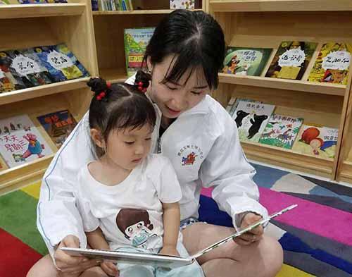 哈尔滨加盟幼儿绘本馆的利润可观吗
