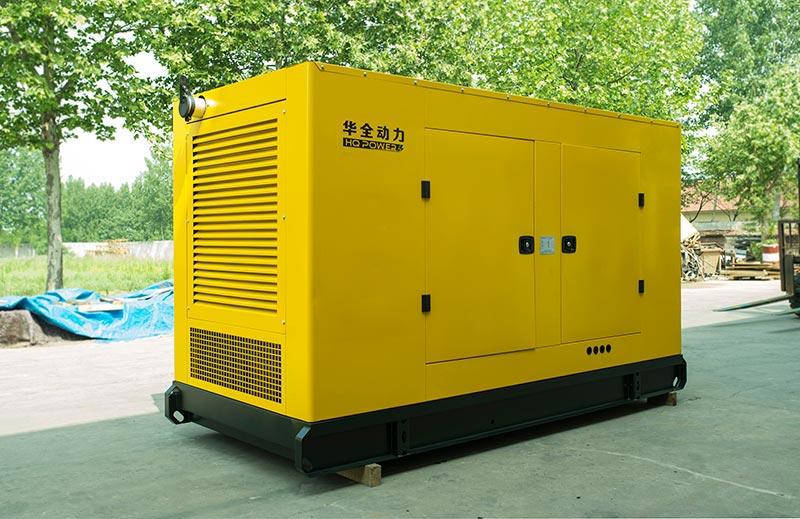 启动七百千瓦静音发电机蓄电池选择很重要