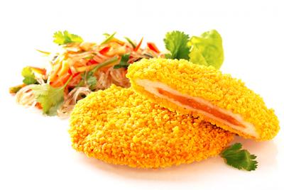Crisp Sensation推出ZeroFry面包糠外壳涂层 无需油炸也有酥脆口感