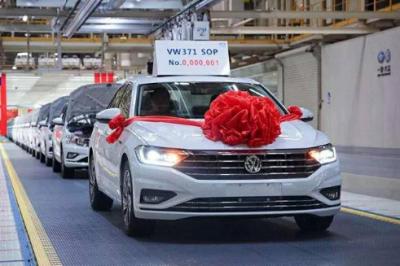 一汽大众全新一代速腾Long-Wheelbase量产下线 现款大幅优惠