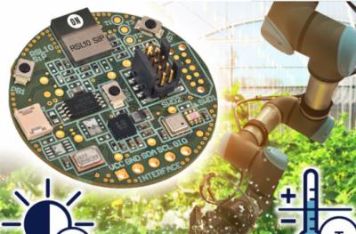 安森美半导体推出RSL10传感器开发套件 提供9DoF探测和环境监测