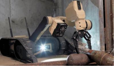 菲力尔3.85亿美元收购Endeavor Robotic,进军特种机器人市场
