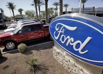 福特由于变速器降档问题,将在北美召回148万辆F-150皮卡