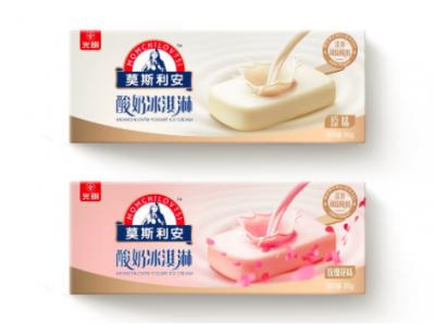 光明乳业将上线莫斯利安酸奶冰淇淋 加码冷饮市场