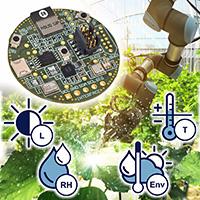 安森美RSL10传感器开发套件高度集成BME680环境传感器 可广泛监测空气质量