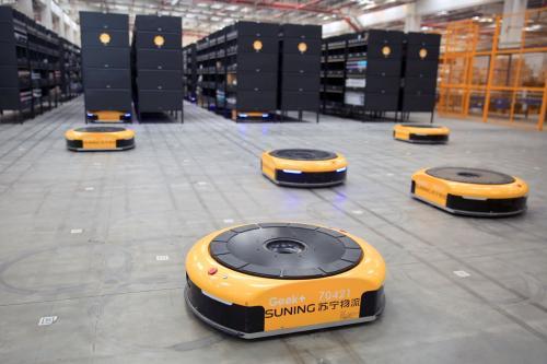 2019年AGV机器人市场十大关键词