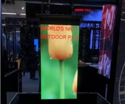 瑞丰光电推出1212 RGB SMD产品,标志户外小间距显示屏进入P1.X时代