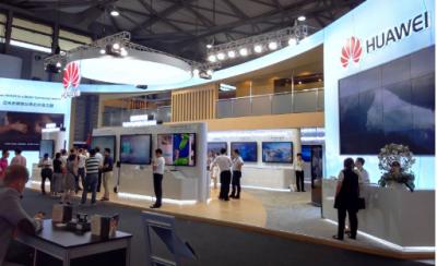 华为和上海移动将建设虹桥5G火车站,首发5G DIS室内数字系统