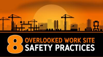 更安全的工作场所8个步骤,你不可忽视