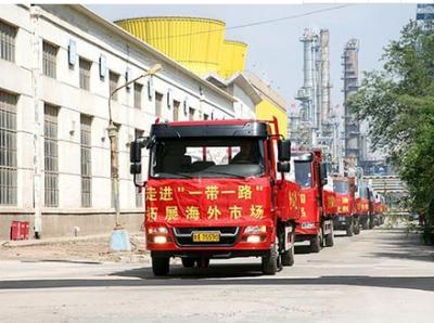 中石油FCC催化剂海外销售实现较大突破 产品获赞