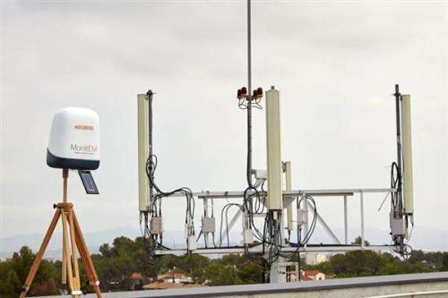 湖北仙桃市首个电磁辐射在线监测系统建成使用