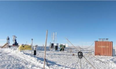 中科大自研我国首个近红外天光背景测量仪在南极成功运行